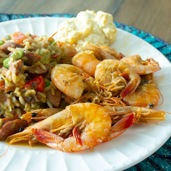 Buttery and spicy sautéed fresh shrimp with creole seasoning and beer. Easy to make recipe and tastes just like you are at a restaurant in New Orleans. Dip some fresh bread in the sauce.