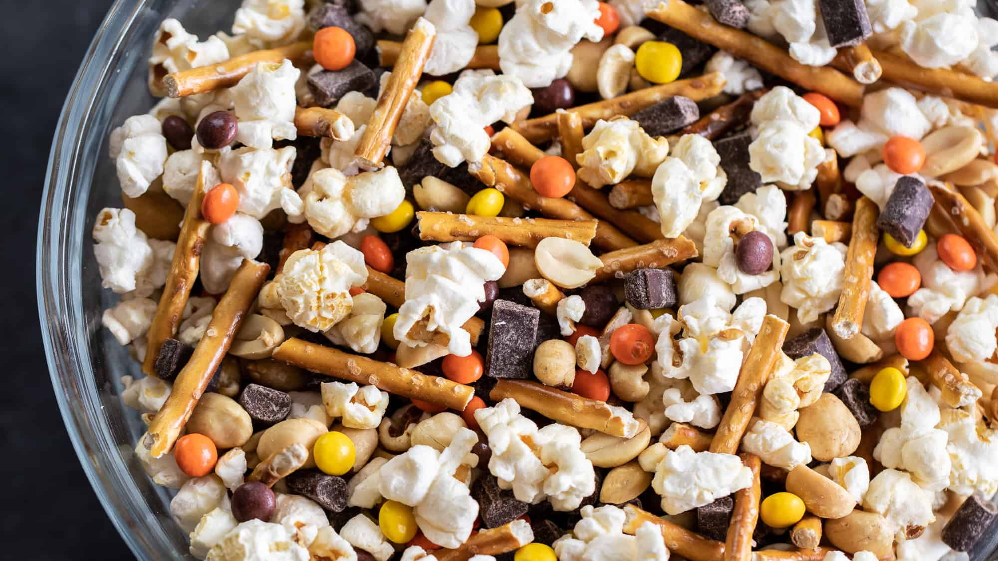 Reese's Pieces Trail Mix Recipe