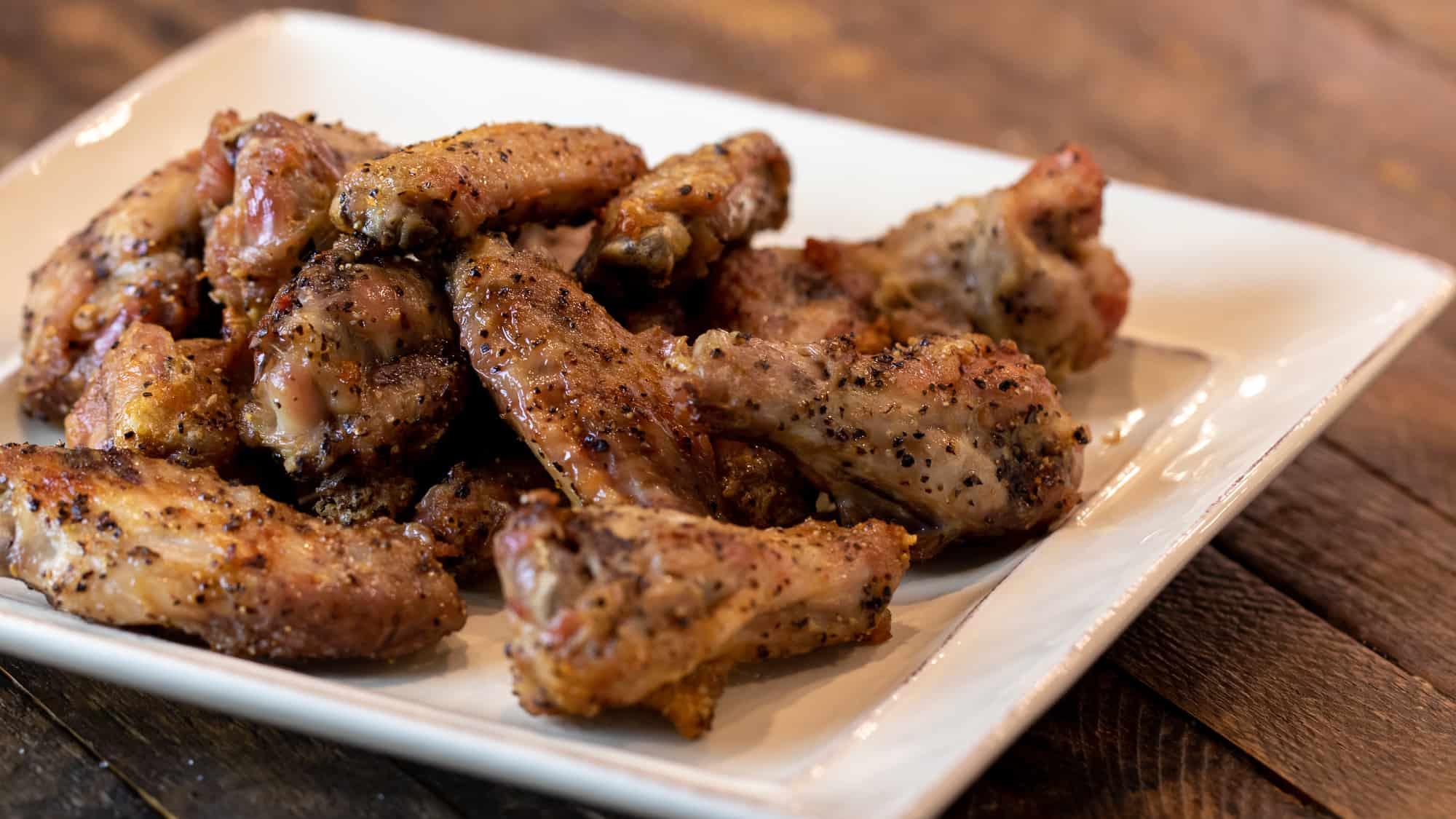 Air Fryer Chicken Wings Recipe How To Cook Wings In Air Fryer