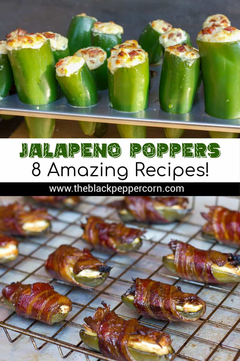 Jalapeno poppers are the perfect appetizer snack for your next party. Great for tail gating, gameday, BBQ picnics and so much more!