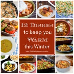 Recipe round up of 12 dishes perfect for winter